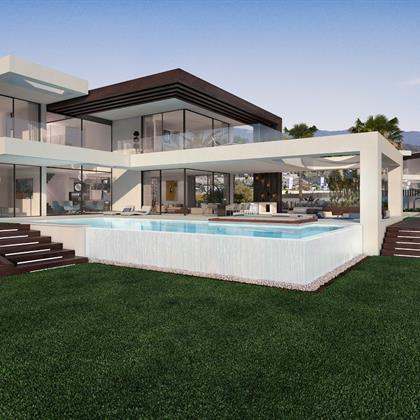 Villa For sale Estepona